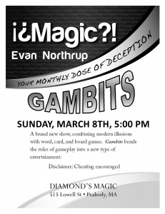 Gambits Poster3