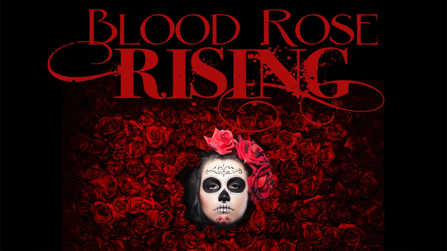Poster Blood Rose